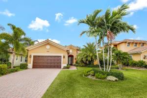 12185 Aviles Circle Palm Beach Gardens FL 33418 House for sale
