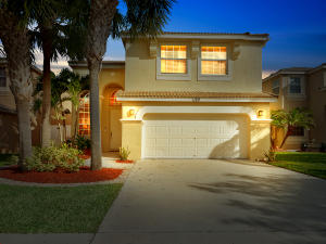 1189 Oakwater Drive Royal Palm Beach FL 33411 House for sale