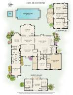 Property for sale at 240 S Beach Road Hobe Sound FL 33455 in ISLE RIDGE