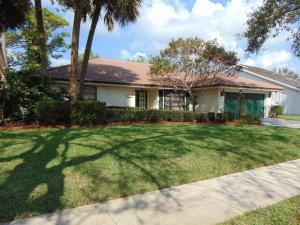18169 Lake Bend Drive Jupiter FL 33458 House for sale