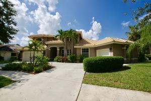 18421 Lake Bend Drive Jupiter FL 33458 House for sale