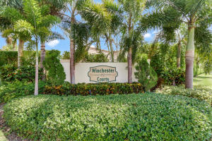 11576 Winchester Drive Palm Beach Gardens FL 33410 House for sale