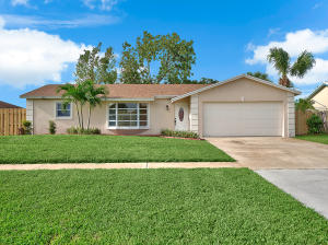 262 Ponce De Leon Street Royal Palm Beach FL 33411 House for sale