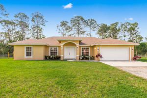 15322 66th N Court Loxahatchee FL 33470 House for sale