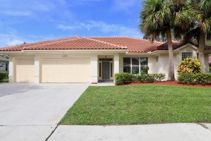 6180 Winding Lake Drive Jupiter FL 33458 House for sale