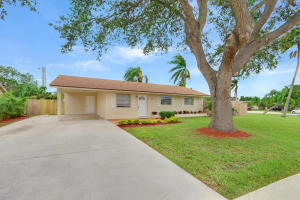 508 W Whitney Drive Jupiter FL 33458 House for sale
