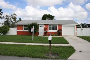 10091 Yeoman Lane Royal Palm Beach FL 33411 House for sale