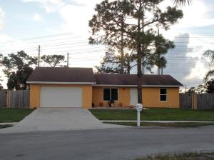 127 Seagull Court Royal Palm Beach FL 33411 House for sale