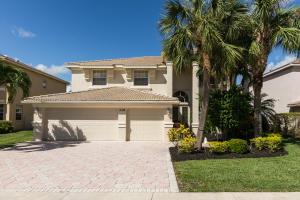 2138 Bellcrest Court Royal Palm Beach FL 33411 House for sale