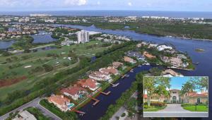349 Regatta Drive Jupiter FL 33477 House for sale