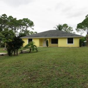 14661 79th N Court Loxahatchee FL 33470 House for sale