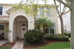 8070 Murano Circle Palm Beach Gardens FL 33418 House for sale