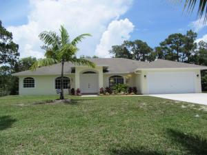 16931 W Mayfair Drive Loxahatchee FL 33470 House for sale