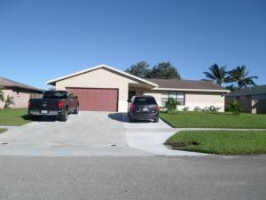 153 Martin Circle Royal Palm Beach FL 33411 House for sale