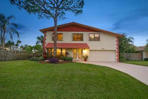 11589 Fir Street Palm Beach Gardens FL 33410 House for sale