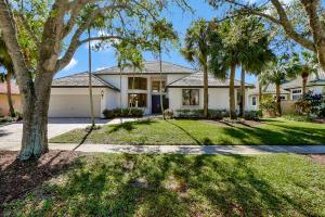 6043 Winding Lake Drive Jupiter FL 33458 House for sale