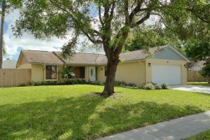 160 Parkwood Drive Royal Palm Beach FL 33411 House for sale
