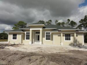 16911 66th N Court Loxahatchee FL 33470 House for sale