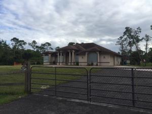 17998 31st N Road Loxahatchee FL 33470 House for sale