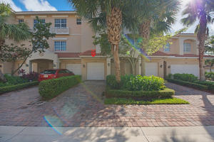 Property for sale at 5104 W Artesa Way Palm Beach Gardens FL 33418 in CIELO TOWNHOMES AT SHOPS OF DONALD ROSS