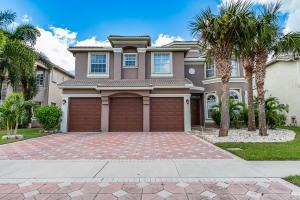 2105 Bellcrest Court Royal Palm Beach FL 33411 House for sale