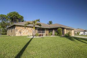 158 Bilbao Street Royal Palm Beach FL 33411 House for sale