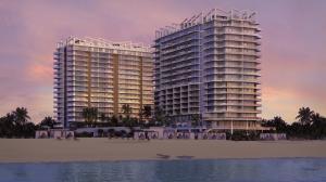 Property for sale at 3100 N Ocean Road Singer Island FL 33404 in Amrit Ocean Resort & Residences