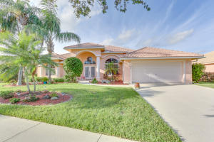 155 Cypress Trace Royal Palm Beach FL 33411 House for sale