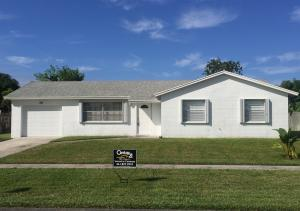 791 Carissa Drive Royal Palm Beach FL 33411 House for sale