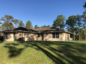 17183 77th N Lane Loxahatchee FL 33470 House for sale