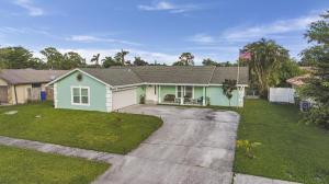110 Santander Court Royal Palm Beach FL 33411 House for sale
