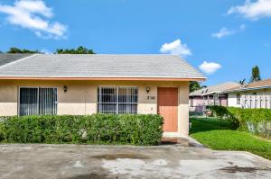 2341 Avenue Z Riviera Beach FL 33404 House for sale