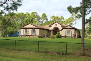 17357 87th N Lane Loxahatchee FL 33470 House for sale