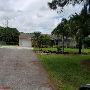 14687 Paradise Trail Loxahatchee FL 33470 House for sale