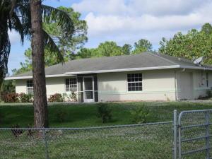 17817 81st N Lane Loxahatchee FL 33470 House for sale