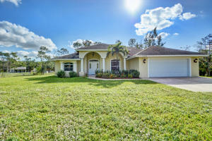 17896 30th N Lane Loxahatchee FL 33470 House for sale