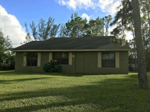 14326 78th N Place Loxahatchee FL 33470 House for sale