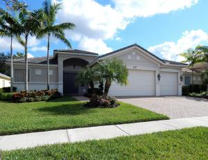 8357 Butler Greenwood Drive Royal Palm Beach FL 33411 House for sale