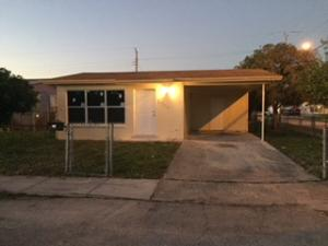 1300 W 26th Street Riviera Beach FL 33404 House for sale