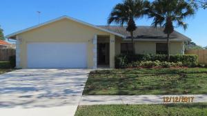 114 Santander Court Royal Palm Beach FL 33411 House for sale