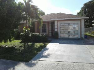 1449 Ac Evans Street Riviera Beach FL 33404 House for sale