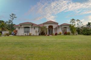 14571 Citrus Grove Boulevard Loxahatchee FL 33470 House for sale