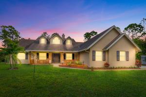 17273 60th N Lane Loxahatchee FL 33470 House for sale