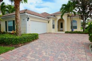 1337 Saint Lawrence Drive Palm Beach Gardens FL 33410 House for sale