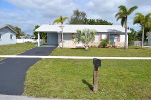 1009 Mohican Boulevard Jupiter FL 33458 House for sale