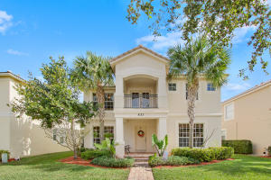 8123 Bautista Way Palm Beach Gardens FL 33418 House for sale