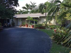 4421 Gardenia Drive Palm Beach Gardens FL 33410 House for sale