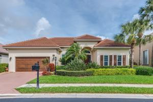135 Satinwood Lane Palm Beach Gardens FL 33410 House for sale