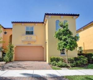 4542 Mediterranean Circle Palm Beach Gardens FL 33418 House for sale