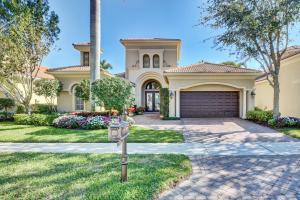 108 Monte Carlo Drive Palm Beach Gardens FL 33418 House for sale